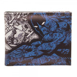 Black Panther Comic Wallet