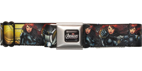 Black Widow Avengers Belt
