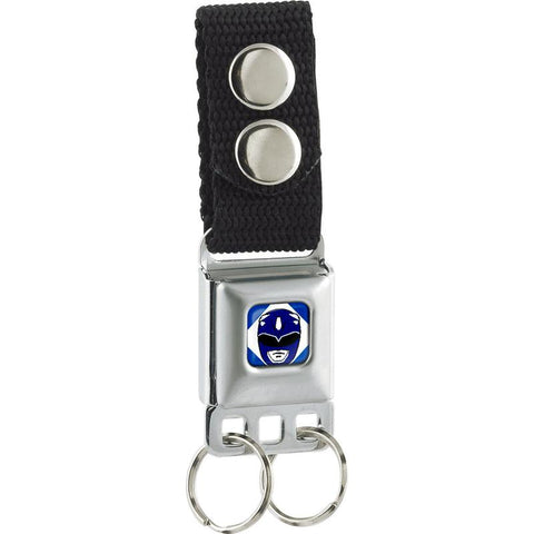 Power Rangers Blue Ranger Keychain