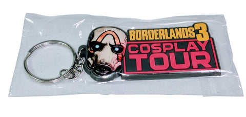 Borderlands 3 Cosplay Tour E3 2019 Keychain