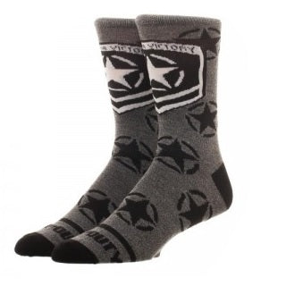 Call of Duty Push For Victory Crew Socks