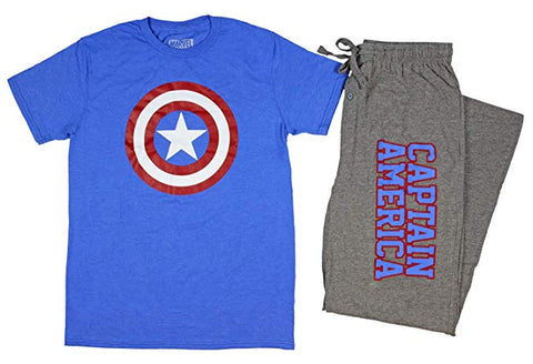 Captain America Sleep Set