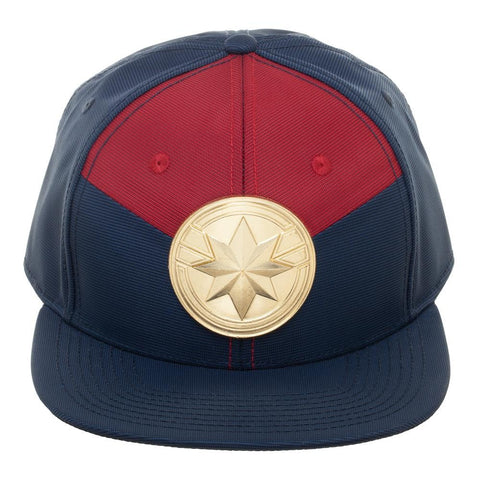 Captain Marvel Costume Hat
