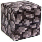Minecraft Cobblestone Blocks Papercraft
