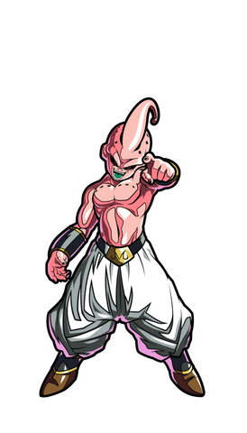 Dragon Ball FighterZ Kid Buu FiGPiN