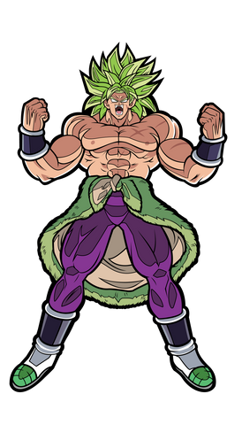 Dragon Ball Super Broly Movie Broly FiGPiN
