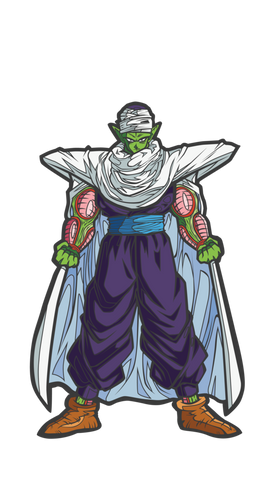 Dragon Ball Z Piccolo FiGPiN
