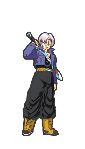 Dragon Ball Z Trunks FiGPiN