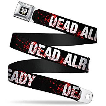 "The Walking Dead ""Dead Already"" Belt"