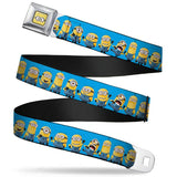 Despicable Me Minion Lineup Belt