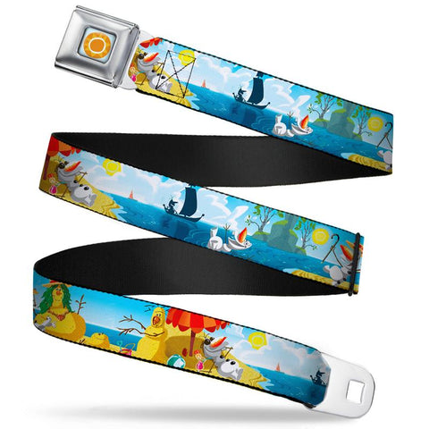 Disney Summer Olaf Belt