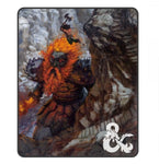 Dungeons & Dragons Fire Giant Throw Blanket