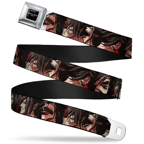 Attack On Titan Eren Titan Form Belt