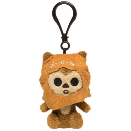 Star Wars Ewok Clip On Plush