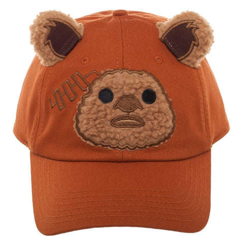 Star Wars Ewok Face Dad Hat