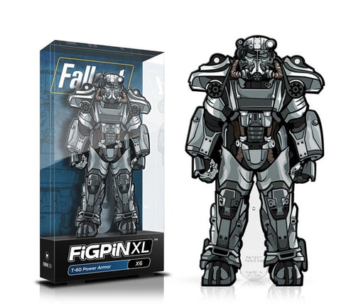 Fallout T-60 Power Armor XL FiGPiN