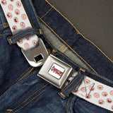 Adventure Time Finn Mini Faces Belt