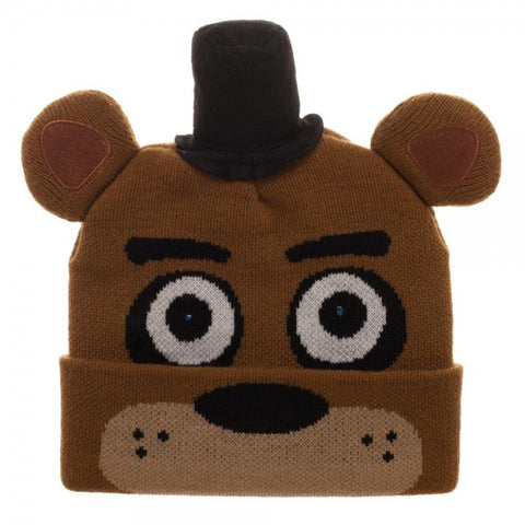 Five Nights At Freddy's LED Beanie