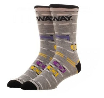 Activision Freeway Crew Socks