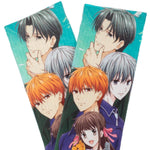 Fruits Basket Crew Socks