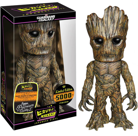Guardians of the Galaxy Groot Hikari Figure - Gaming Outfitters