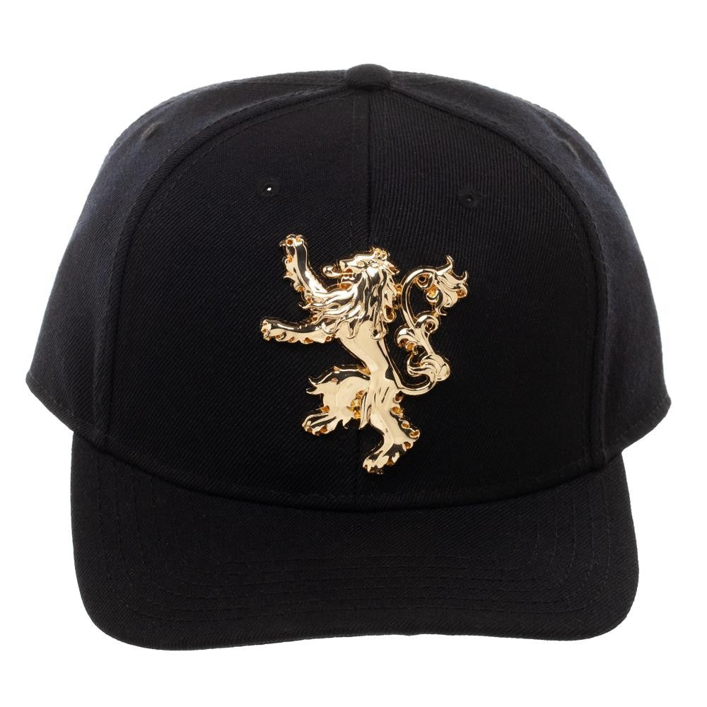 4c977ab9146ce Game of Thrones Lannister Badge Hat – Gaming Outfitters