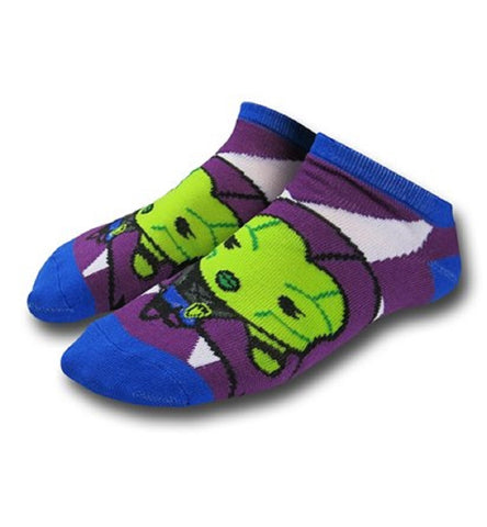 Guardians of the Galaxy Gamora Ankle Socks - Gaming Outfitters