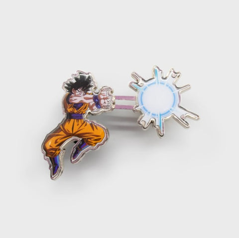 Dragon Ball Z Goku Kamehameha Sliding Pin