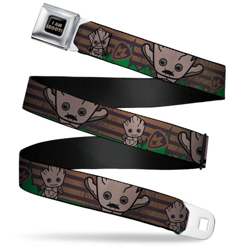 Guardians of the Galaxy Groot Kawaii Belt - Gaming Outfitters
