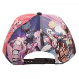 Gwenpool Comic Snapback Hat
