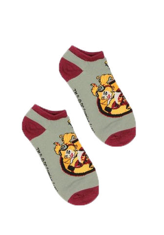 Harley Quinn Bombshell Ankle Socks - Gaming Outfitters