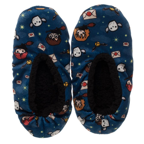 Harry Potter Chibi Character Slippers