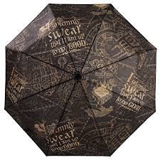 Harry Potter Solemnly Swear Umbrella