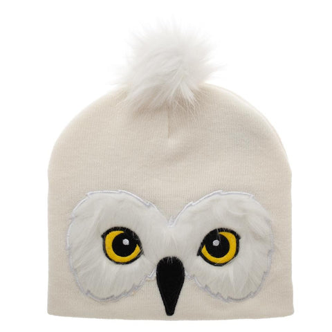 Harry Potter Hedwig Face Beanie