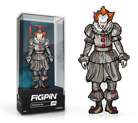 IT Pennywise FiGPiN