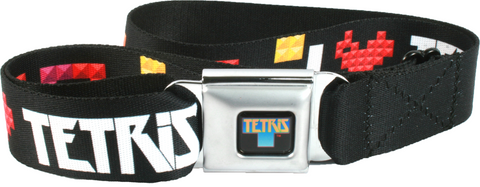 Tetris Heart Belt