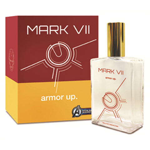 Iron Man Mark VII Cologne - Gaming Outfitters