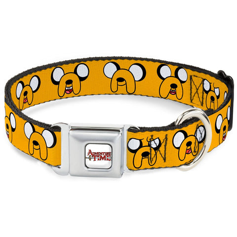 Adventure Time Jake Dog Collar