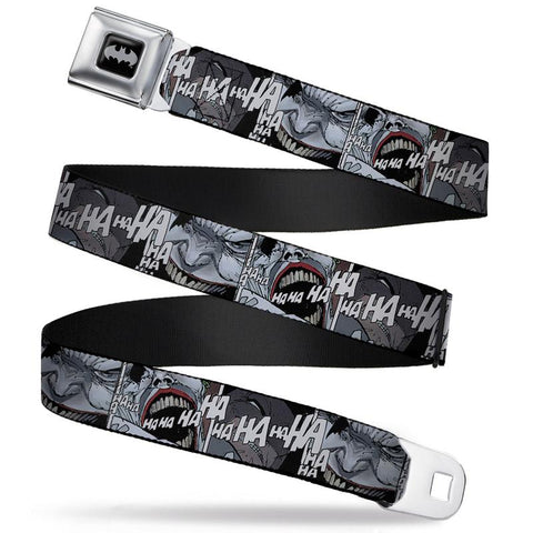 The Joker Black & White Sketch Belt