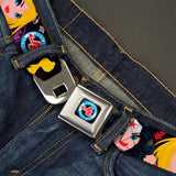 Justice League Girls Belt