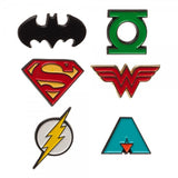 Justice League Pins