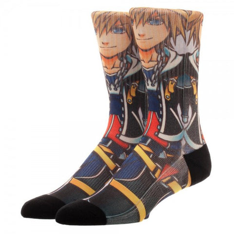 Kingdom Hearts Sora Crew Socks