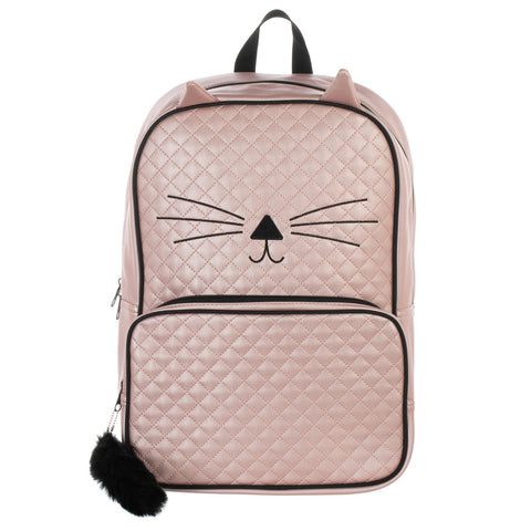 Kitten Face Backpack