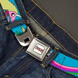 Adventure Time Lady Rainicorn Belt