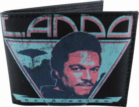 Star Wars Lando Retro Wallet