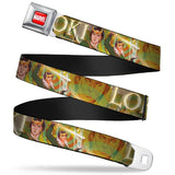 Loki Agent of Asgard Belt