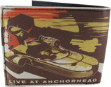 Star Wars Luke Skywalker Retro Wallet