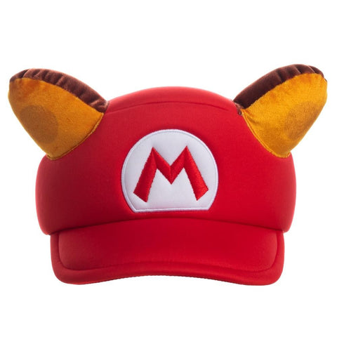 Super Mario Bros. Tanooki Hat
