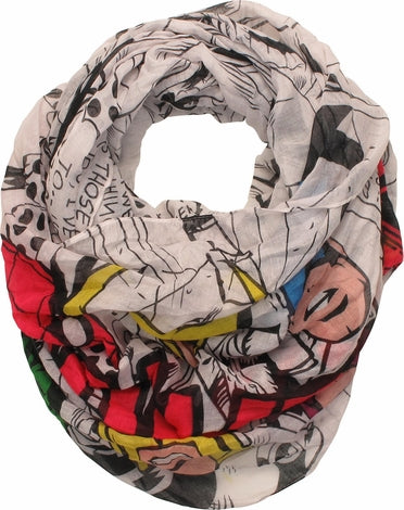 Marvel Comics Scarf