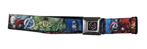 Avengers Age of Ultron Character Line-Up Belt